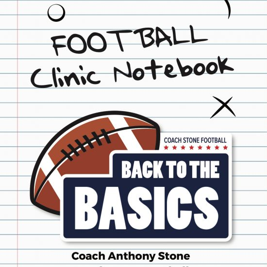 Football Clinic Notebook