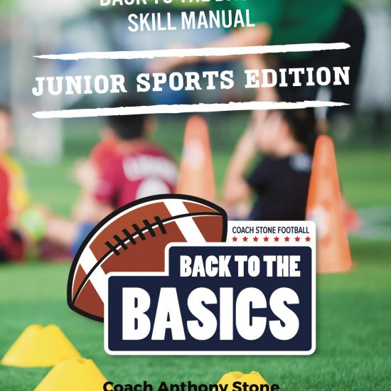 Back to the Basics Junior Offense Football Book