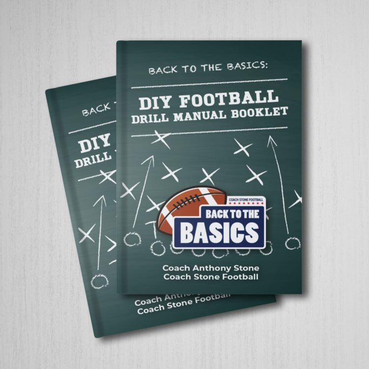 Back to the Basics: DIY Football Drill Manual Booklet